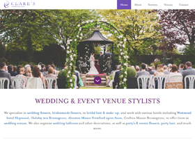 Clare's Weddings - Weddings Organisers