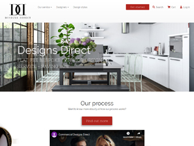 Designs Direct Website - London