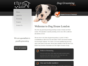 Dog House London - Dog Grooming, London