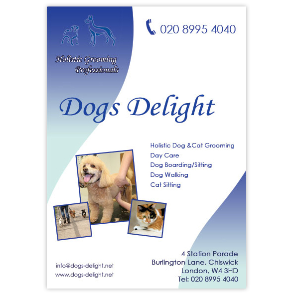 Dogs Delight poster