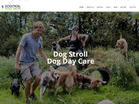 Dog Stroll Day Care - Pension &; Education Canine