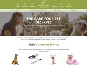 Dolly Dog Grooming - Dog Grooming, Surrey