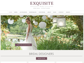 Exquisite Brides - Wedding Dresses