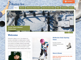 Hailey Ice - Hailey, Idaho ID