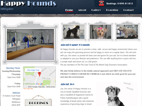 Happy Hounds Hillingdon - Dog Grooming, Hillingdon, Middlesex
