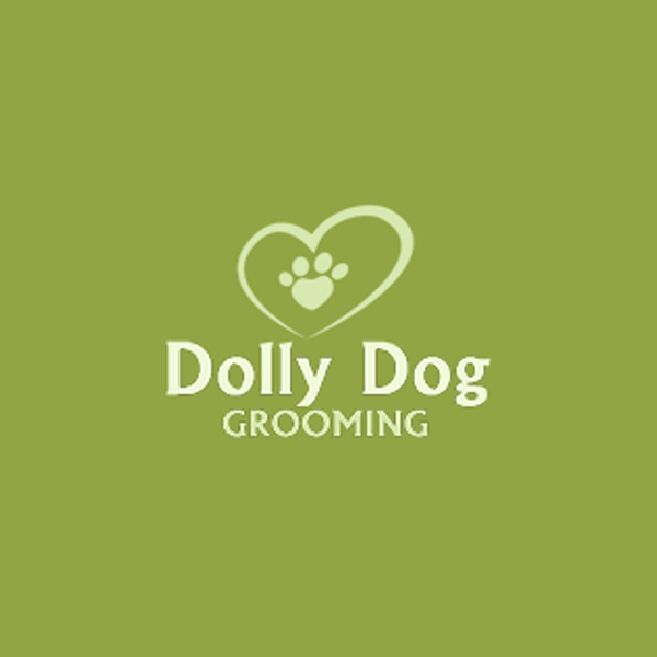 Dolly Dog Grooming Logo
