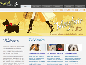 Mayfair Mutts - Dog Walking, London