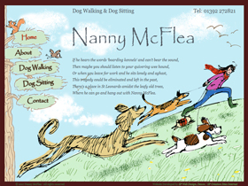 Nanny McFlea - Dog Walking & Sitting, Devon