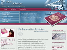 RBM Solicitors - Coventry, Midlands