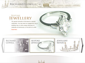 Richard Cowell Jewellery, Devon
