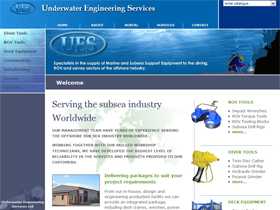 Underwater Engineering Services - Aberdeen, Scotland