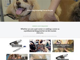UK Grooming Courses - Dog Grooming Courses, London