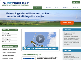 Wind Power Toolkit